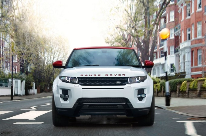 Evoque London Edition